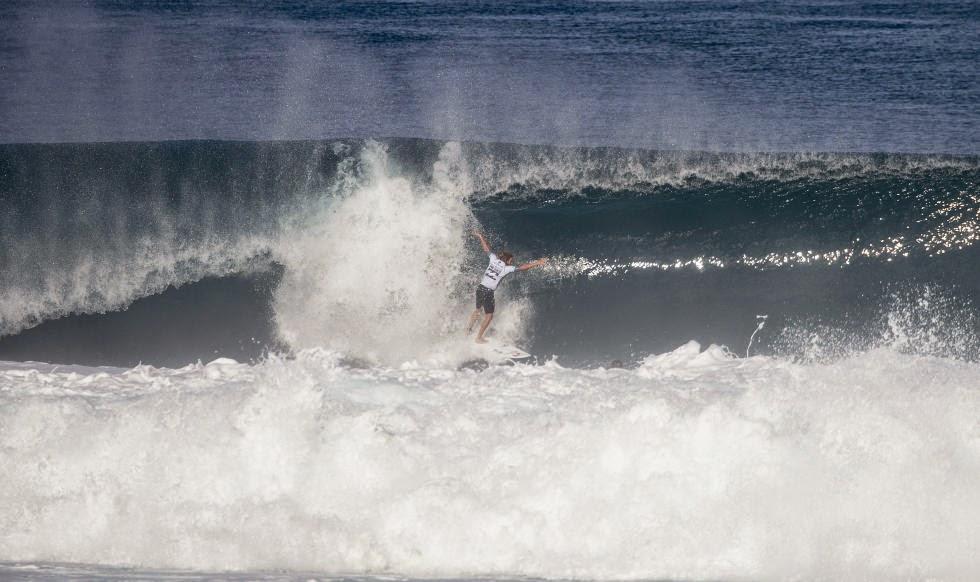 Billabong Pro Tahiti 2014 Matt Wilkinson Foto ASP Will H S