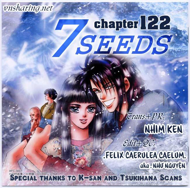 7 Seeds chap 122 page 1 - IZTruyenTranh.com
