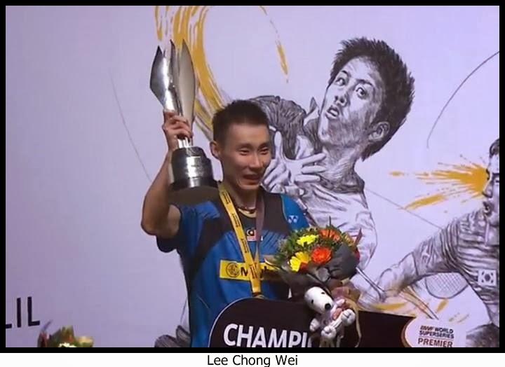 Badminton Dato Lee Chong Wei Kembali Beraksi
