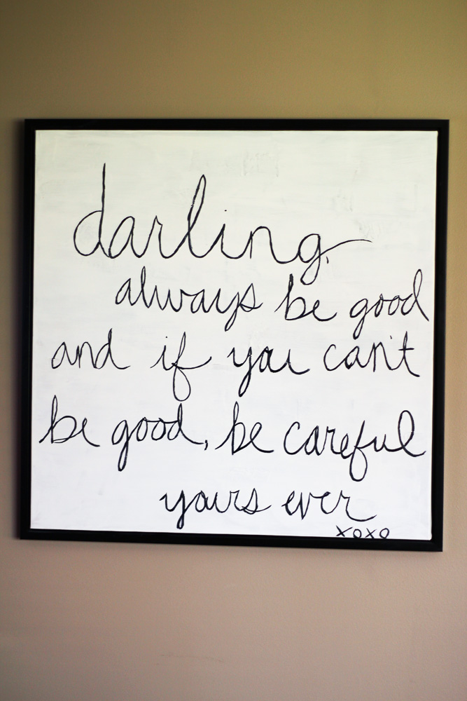 Canvas Quotes | Diy Canvas Quote Blushing Momma