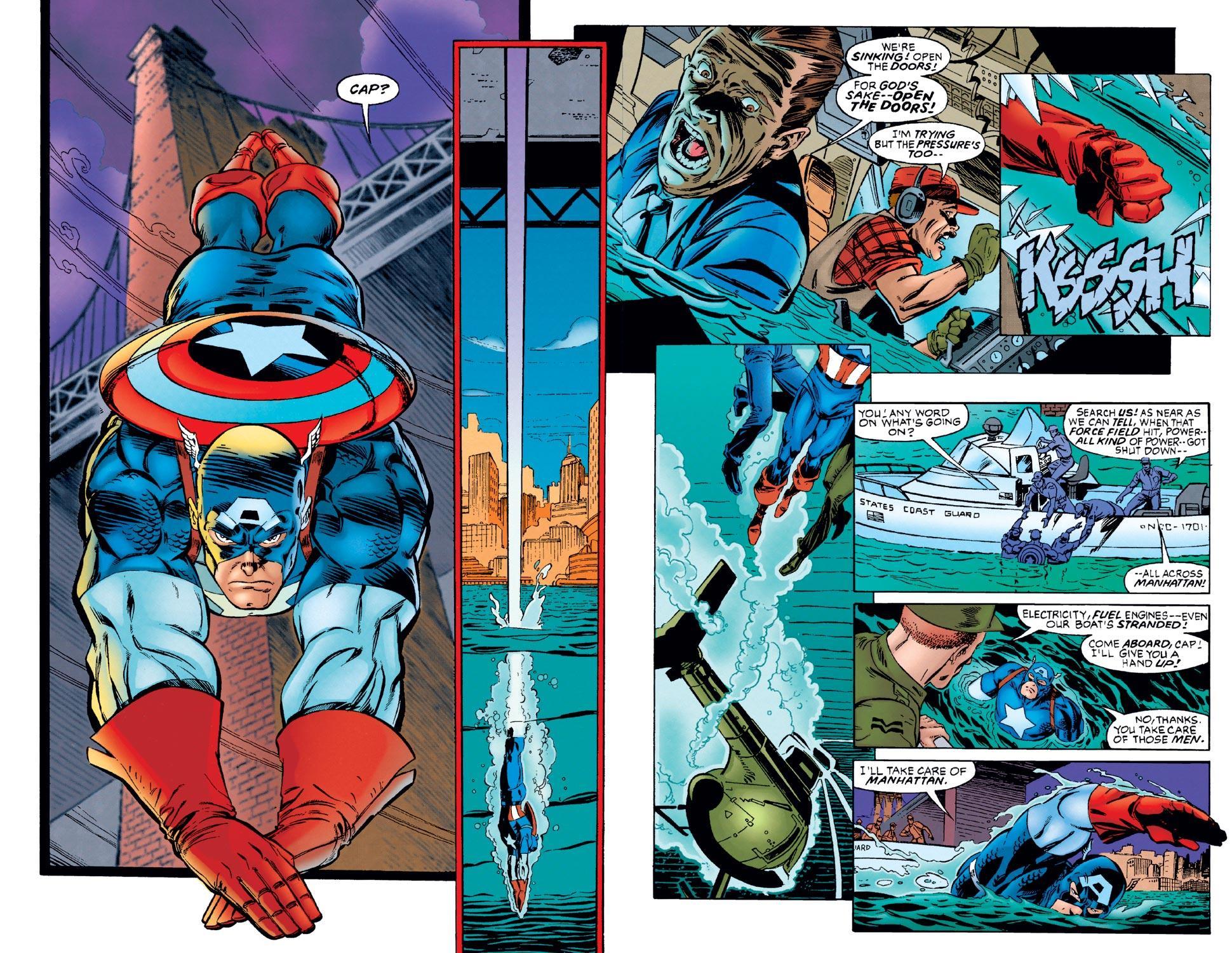 Captain America (1968) Issue #449 #403 - English 11