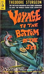 VOYAGE TO THE BOTTOM OF THE SEA BY THEODORE STURGEON