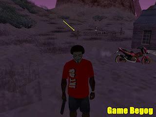 Mod Pocong GTA San Andreas - Game Begog