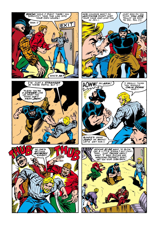 Captain America (1968) Issue #336 #265 - English 5