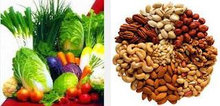 Sayuran dan Kacang-Kacangan