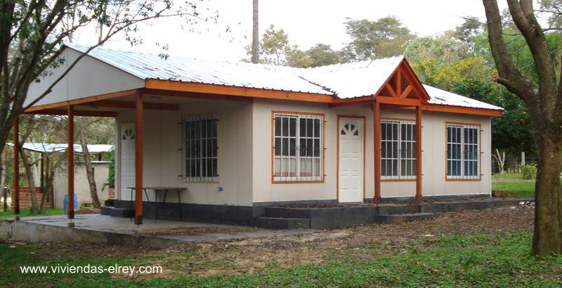 Casas prefabricadas construccion de viviendas economicas - Casas prefabricadas economicas ...
