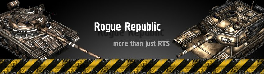 Rogue Republic - indie developers' working days diary