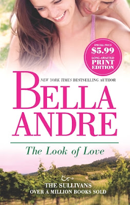 bella andre, the look of love, book review