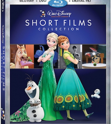 Frozen Fever 2015 Dual Audio BRRip 1080p 100mb