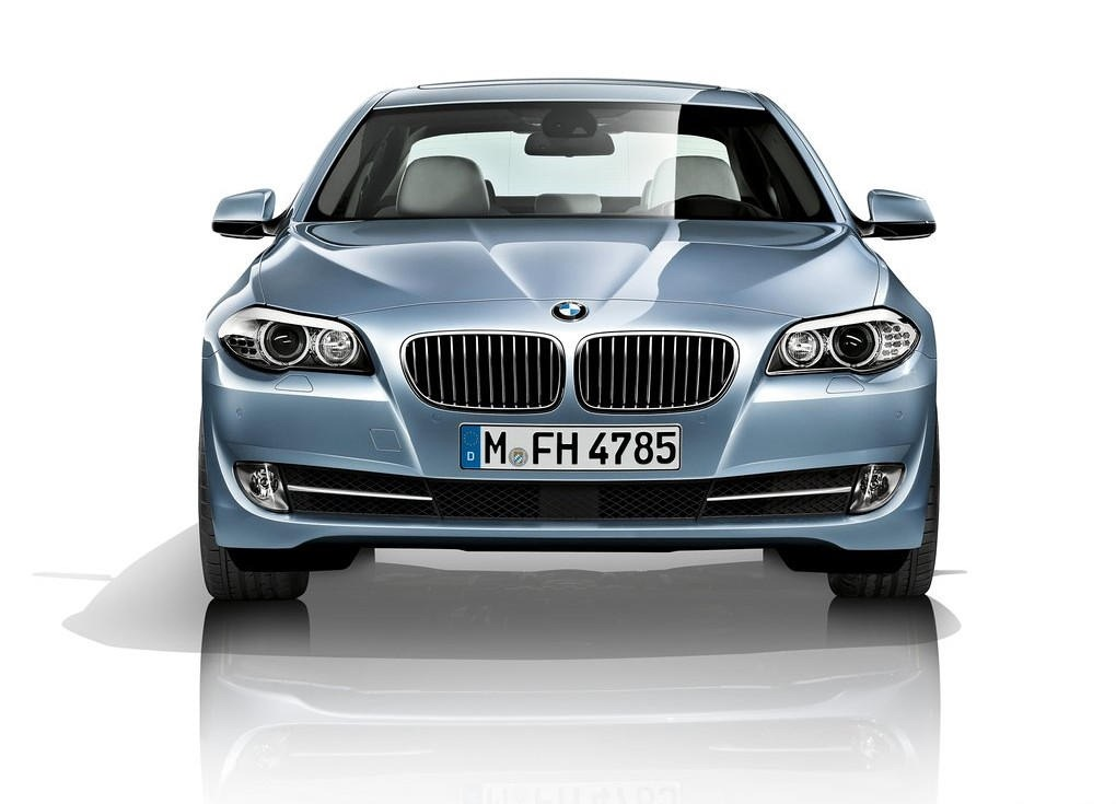 BMW Active Hybrid Five Series Official Wallpaper