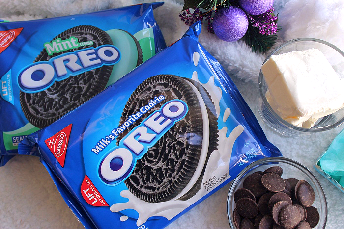 #OREOCookieBalls ingredients #ad