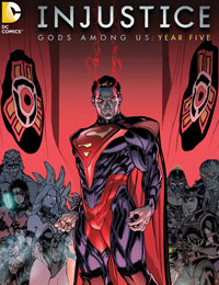 Injustice gods among us year five comic read injustice gods injustice gods among us year five voltagebd Choice Image