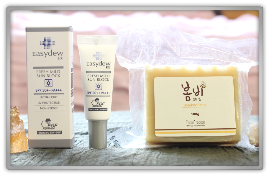 겟잇뷰티박스 by 미미박스 memebox beautybox # special #14 zero cosmetics unboxing review preview box papa recipe bombee soap easydew mild sun block
