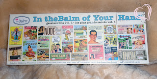 the Balm, In The Balm Of Your Hand