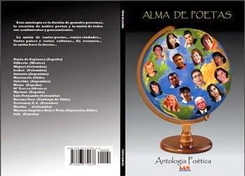 ANTOLOGÍA ALMA DE POETAS