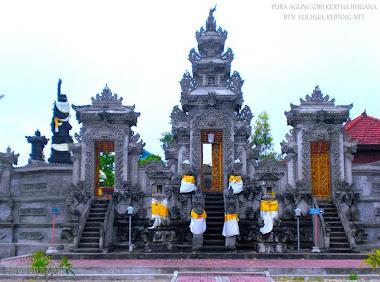 Pura Agung Giri Kertha Bhuana