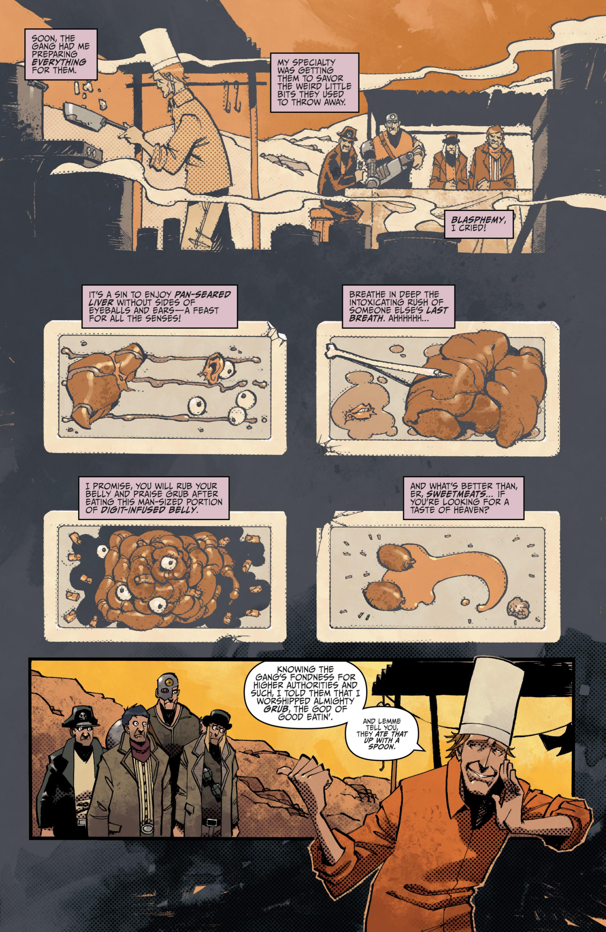 Read online Judge Dredd (2012) comic -  Issue # _TPB 3 - 60