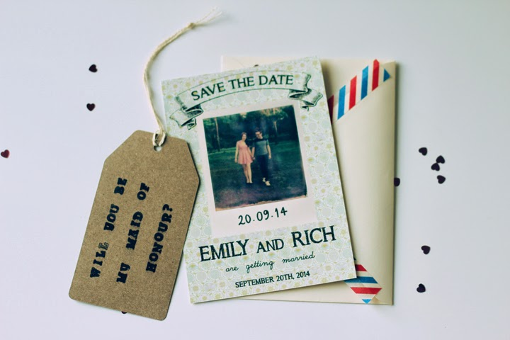 creative save the date invitations