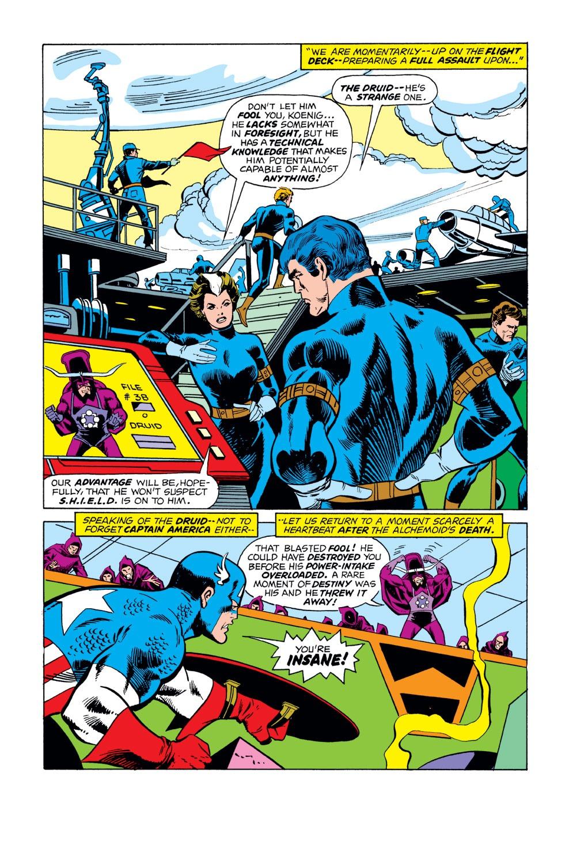 Captain America (1968) Issue #188 #102 - English 12