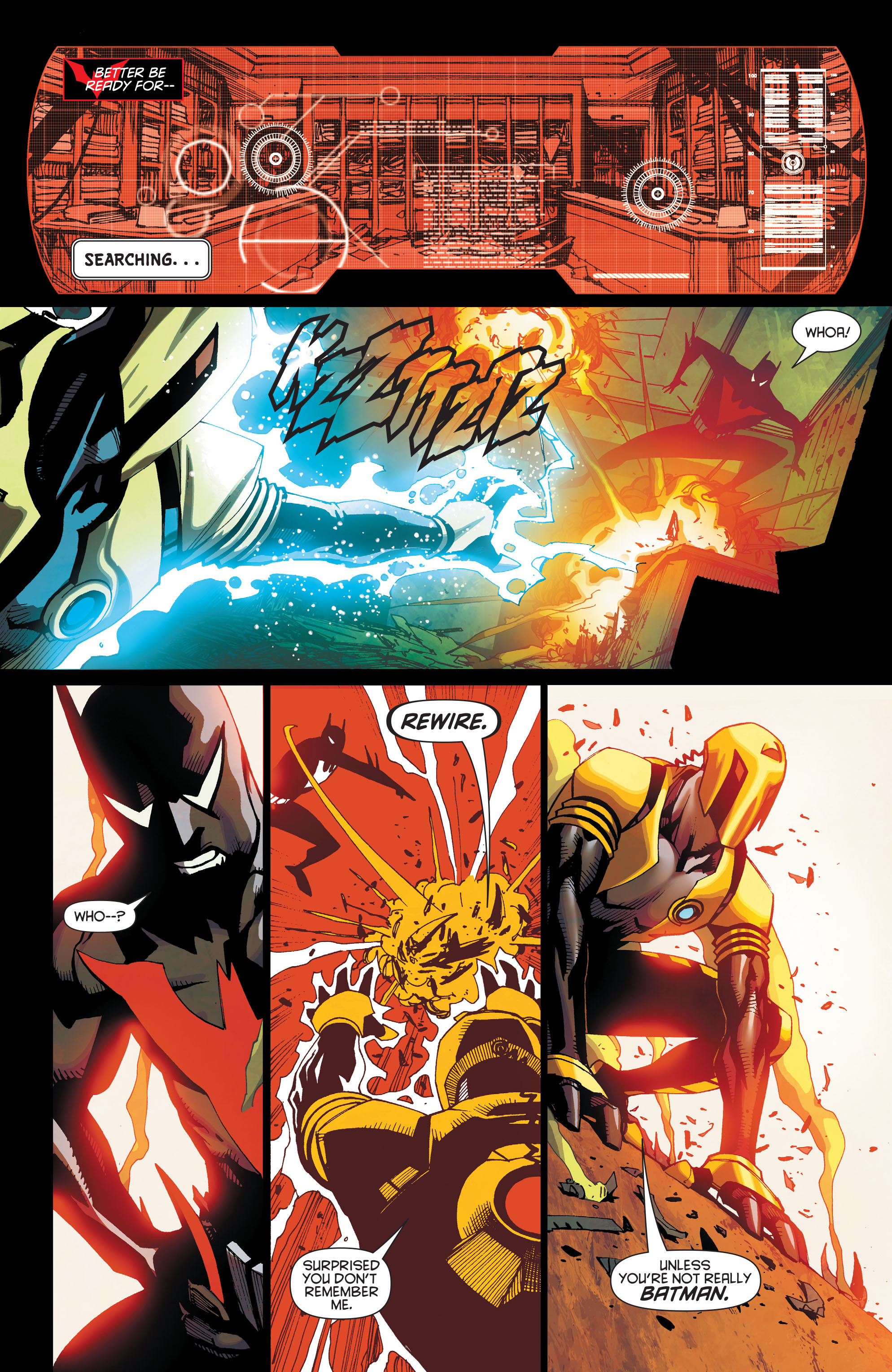 Batman Beyond (2015) Issue #8 #8 - English 5