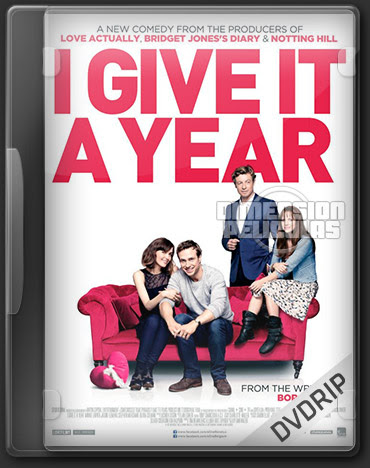 I Give It a Year (DVDRip Ingles Subtitulada) (2013)