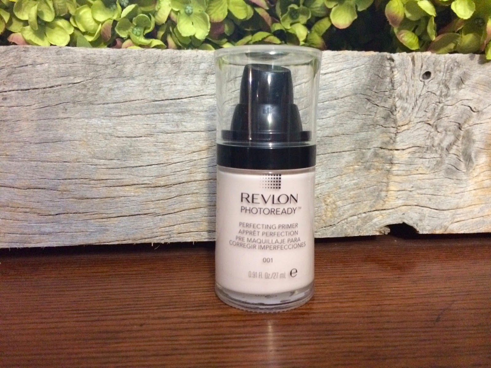 Revlon Photo Ready Primer Review