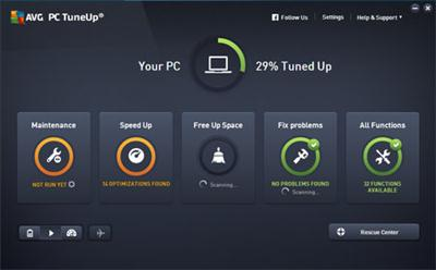 avg pc tune up free download