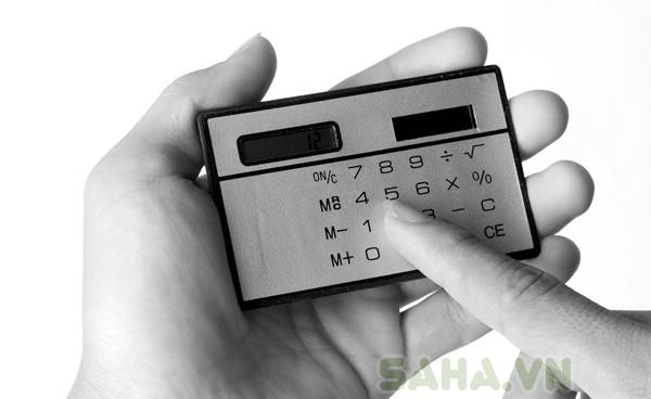 Combo 2 Máy tính thẻ bỏ túi