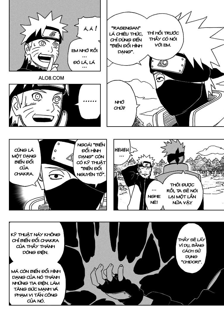 Naruto chap 321 Trang 4 - Mangak.info