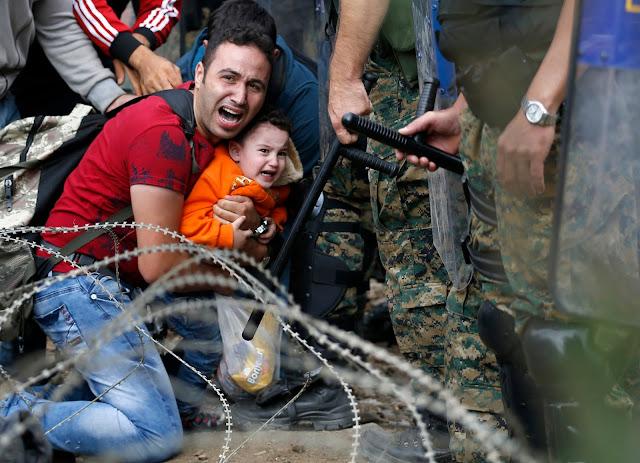 Πρωτοβουλία ανθρωπιάς από Ποντιακούς φορείς για τους πρόσφυγες!