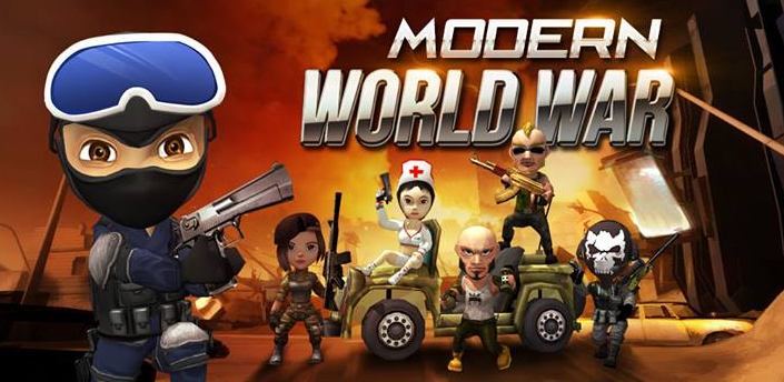 MODERN WORLD WAR v1.4 APK Mod Money