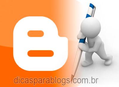 dicas e ajuda para blogs