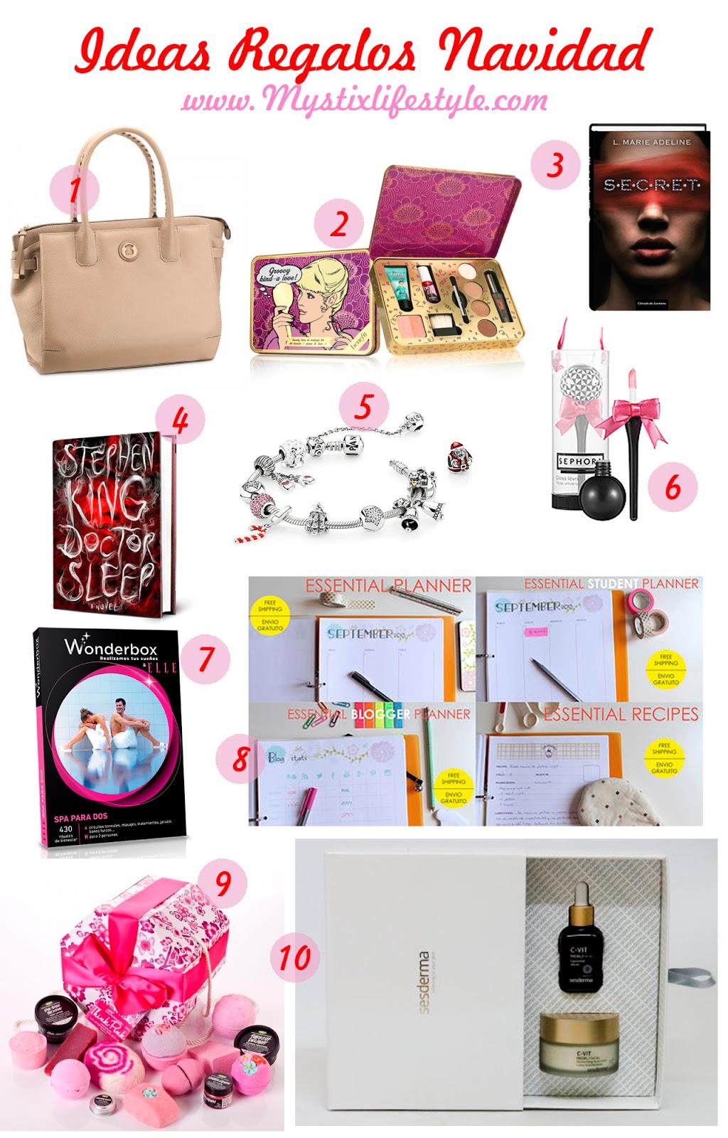 Qu regalar por Navidad 10 ideas regalo para madre hermana mujer