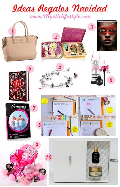 Qu regalar por navidad 10 ideas regalo para madre - Cosas para regalar en navidad ...