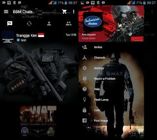 BBM MOD v2.10.0.35 Clone - S.W.A.T