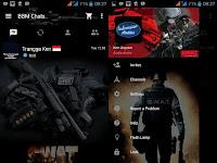 Kumpulan BBM MOD v2.10.0.35 update 7 Desembar 2015