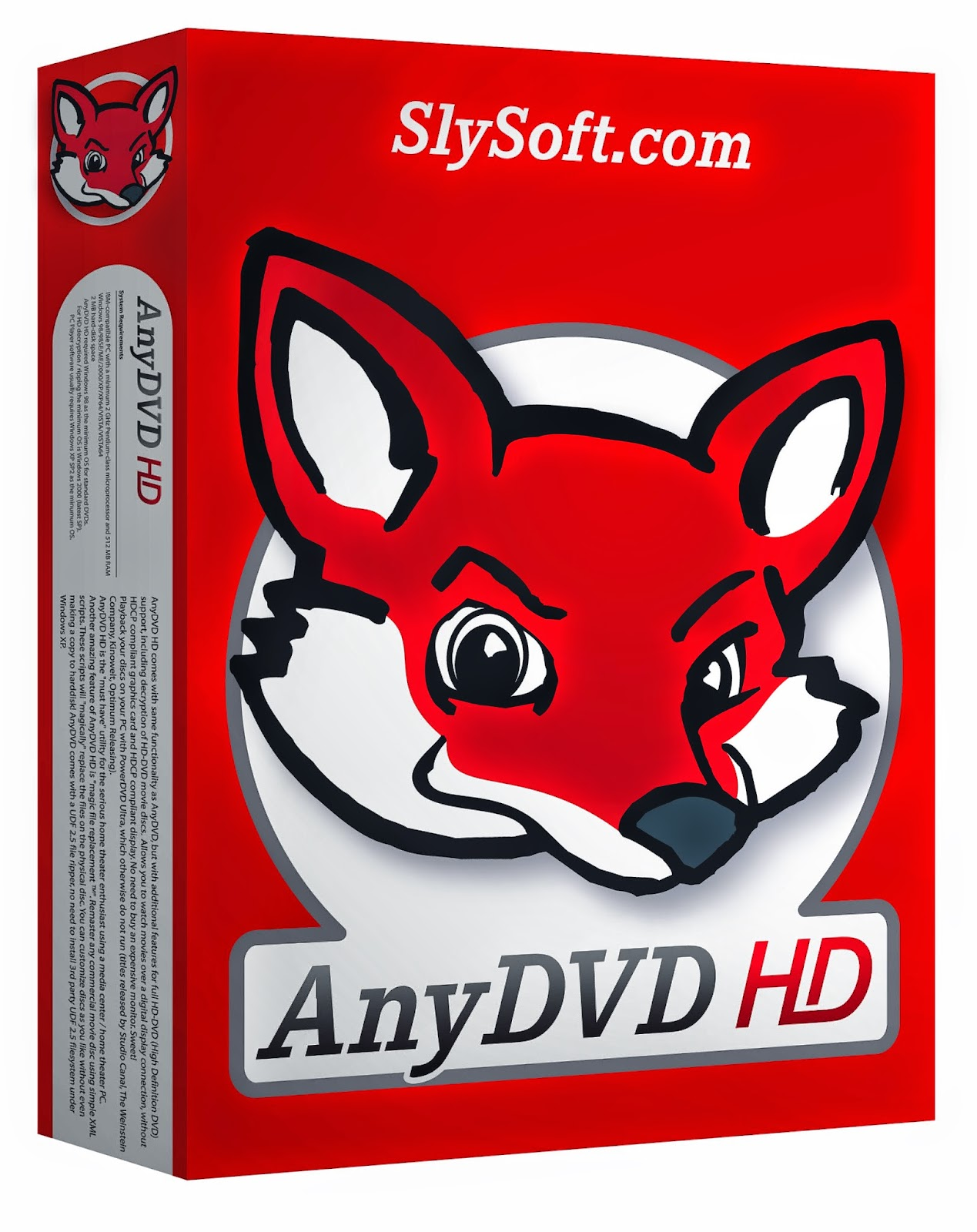 Slysoft anydvd hd v7.1.0.0 final cracked brd