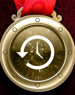 Steampunk Time Travel Award