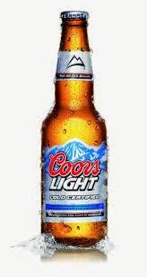 7. Coors Light