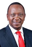 Uhuru Kenyatta y