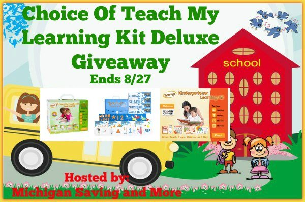Teach My Learning Kit Deluxe