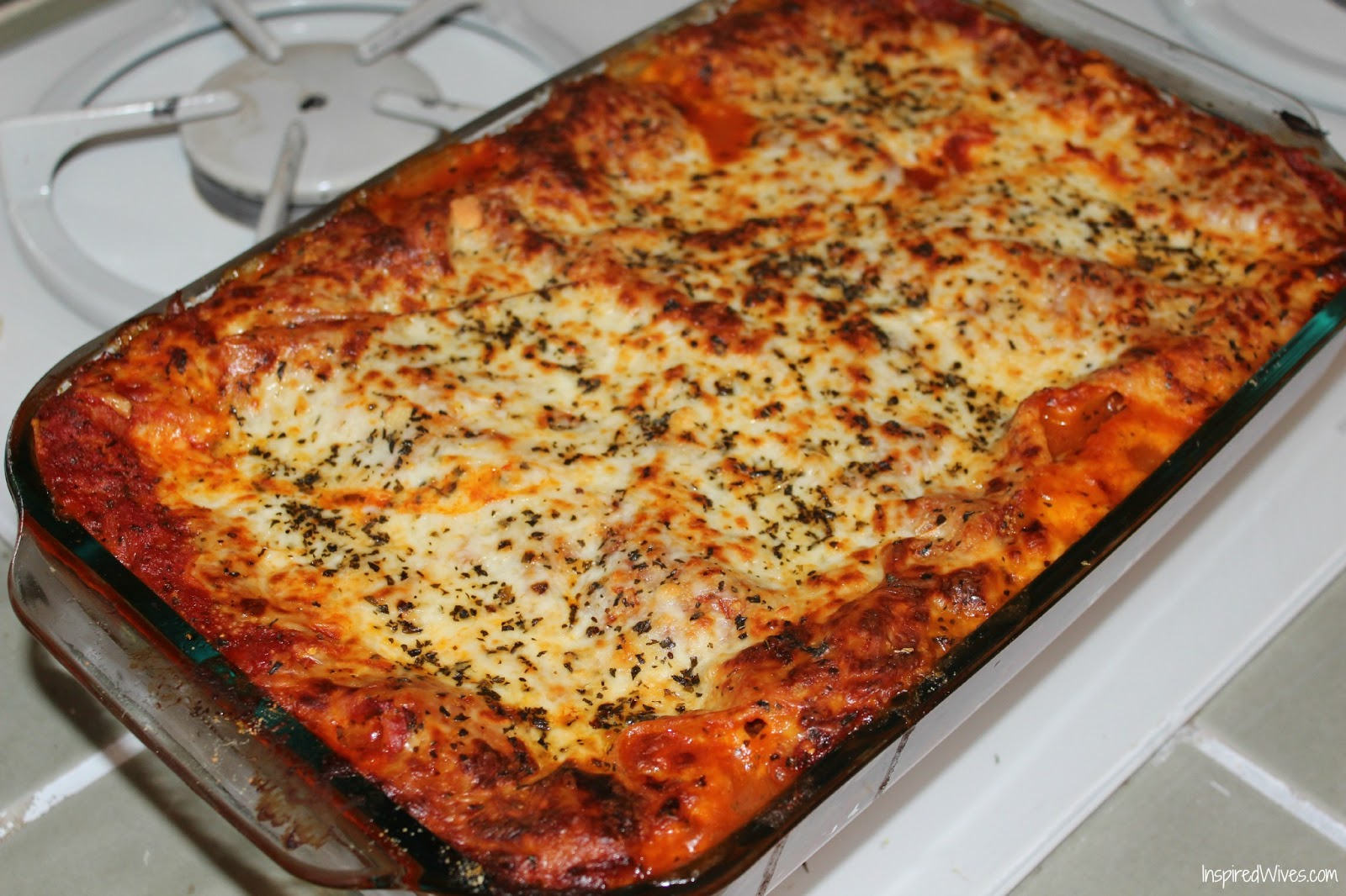 Last weekend, my sister and I made the yummiest vegetarian lasagna. We ...