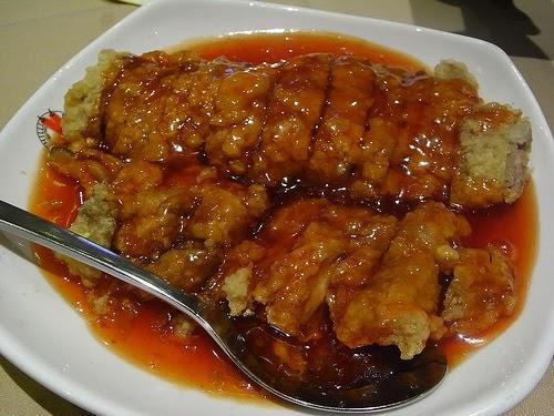 Plum Sauce Chicken Recipe |Chinese Food Recipes 中餐食谱