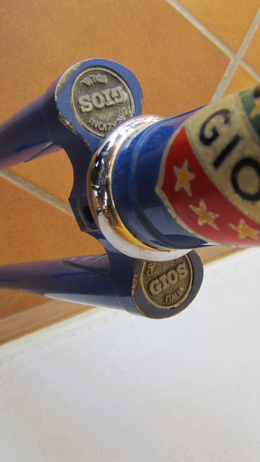 Gios Torino Super Record