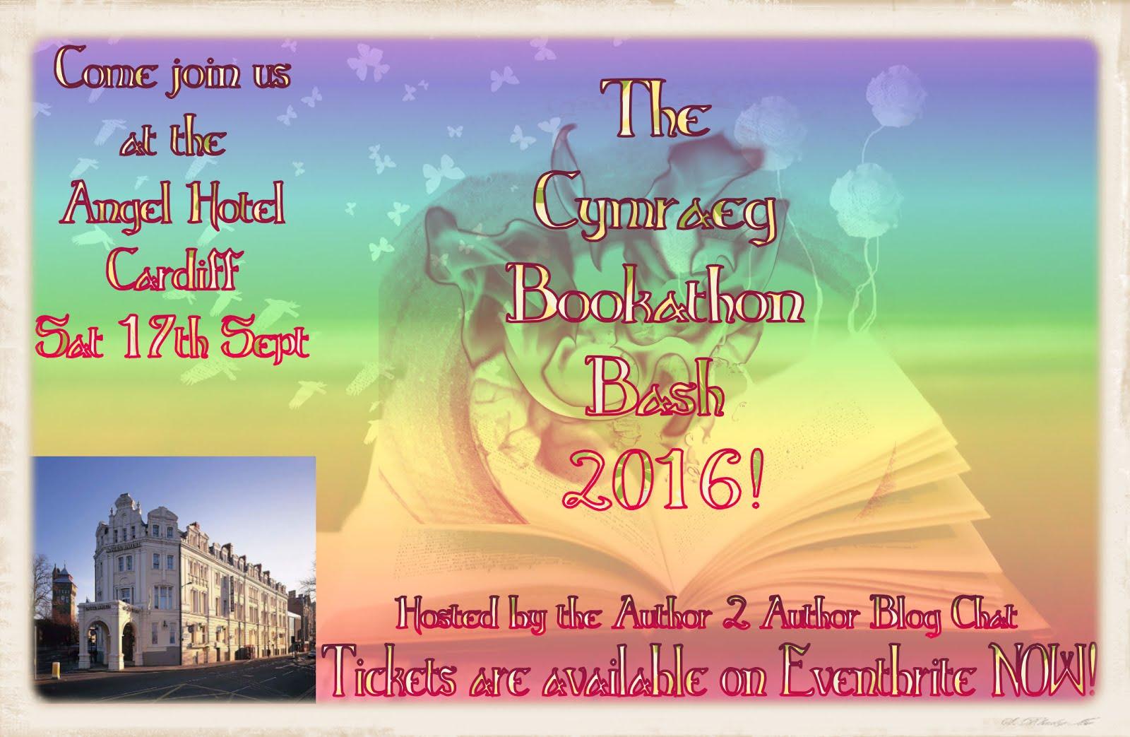 The Cymraeg Bookathon Bash 2016!