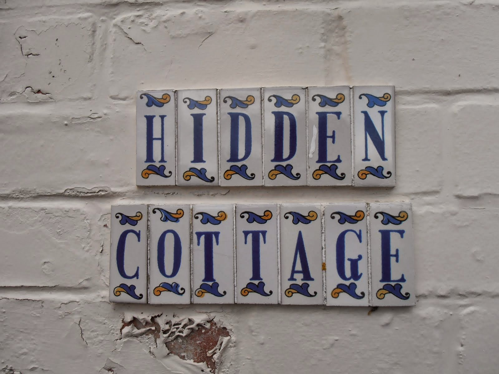 Hidden Cottage