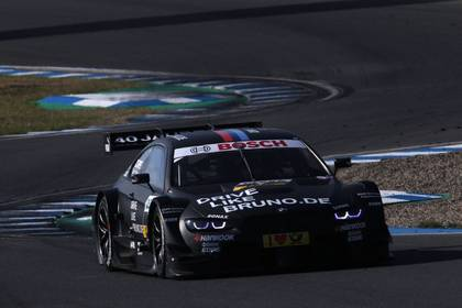 DTM: Start-to-finish victory gets Spengler Cup hopes