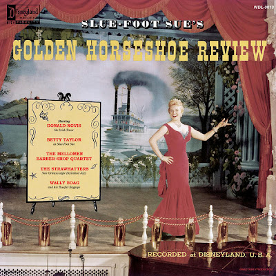 Golden Horseshoe Review Disneyland album iTunes soundtrack
