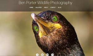 Ben Porter's new website
