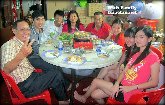 Chinese New Year Steamboat Reunion Dinner